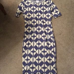 Lularoe dress. Possibly Julia